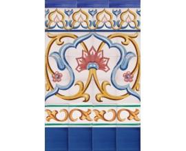 Zócalo pincelado mod.9071 - Altura 95 cm.