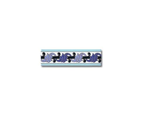 Azulejo cenefa C113