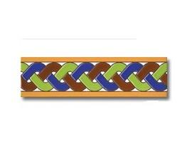 Azulejo cenefa C135