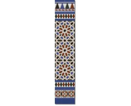 Arabian wall tiles ref. 540A Height 58.27 In.