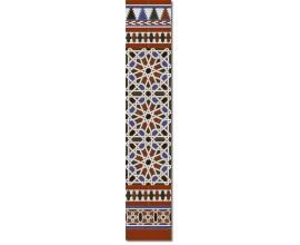 Zócalo Árabe mod.540M - Altura 148cm.