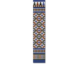 Arabian wall tiles ref. 570A Height 58.27 In.