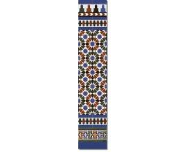 Zócalo Árabe mod.570A - Altura 148cm.