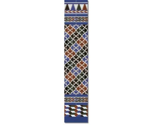 Zócalo Árabe mod.580A - Altura 148cm.