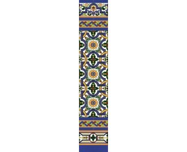 Zócalo Sevillano mod.135 - Altura 148cm.