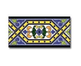Azulejo cenefa P185