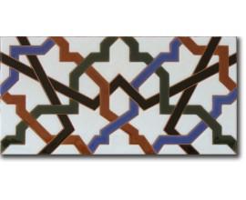 Azulejo árabe fondo F520