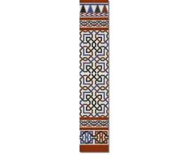 Zócalo Árabe mod.510M - Altura 148cm.
